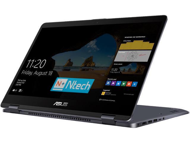 laptop mini VioBook Flip