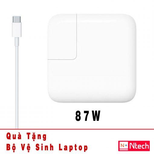 Sạc Macbook 12-Inch 87W USB‑C Power Adapte Fullbox Chính Hãng