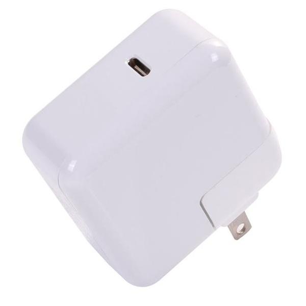 Sạc Macbook 12-Inch 61W USB‑C Power Adapte Fullbox Chính Hãng ⋆ NTECH