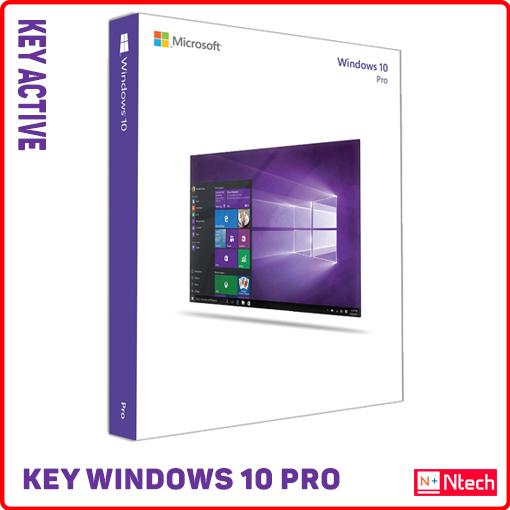 Key Active Windows 10 Pro